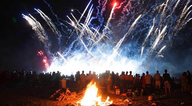 St. John's Eve / Bonfire Night